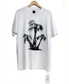 OAMC(オーエーエムシー)の古着「プリントTシャツ」 ホワイト