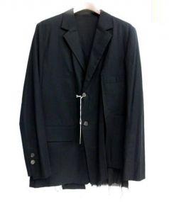 BED J.W FORD(ベッドフォード)の古着「BATTLE DRESS JACKET」 ブラック