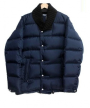 kolor/BEACON(カラービーコン)の古着「ダウンジャケット」|ネイビー