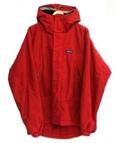 Patagonia(パタゴニア)の古着「裏ボアマウンテンジャケット」|レッド