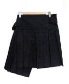 Ys(ワイズ)の古着「デニムスカート」|インディゴ