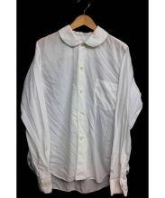 COMME des GARCONS COMME des GARCONS(コムデギャルソン コムデギャルソン)の古着「シャツ」|ホワイト
