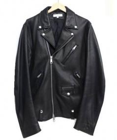 BEAUTY&YOUTH(ビューティアンドユース)の古着「ライダースジャケット」|ブラック
