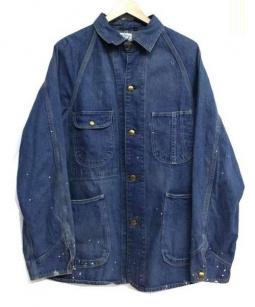 orSlow(オアスロウ)の古着「デニムカバーオール」 ブルー
