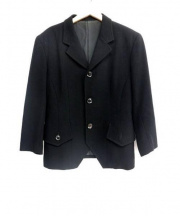 Y's(ワイズ)の古着「ジャケット」|ブラック