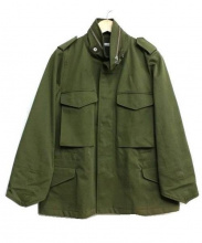 STUNNING LURE(スタニングルアー)の古着「ミリタリージャケット」 グリーン
