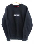 SUPREME(シュプリーム)の古着「Box Logo Crewneck」|ブラック