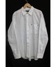 COMME des GARCONS HOMME DEUX(コムデギャルソンオムドゥ)の古着「シャツ」 ホワイト
