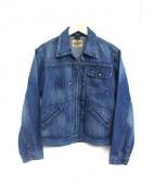 Wrangler for RonHeaman(ロンハーマンラングラー)の古着「デニムジャケット」|インディゴ