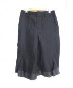 JUNYA WATANABE CDG(ジュンヤワタナベ・コムデギャルソン)の古着「スカート」|グレー