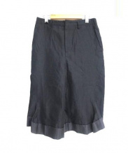 JUNYA WATANABE CDG(ジュンヤワタナベ・コムデギャルソン)の古着「スカート」 グレー