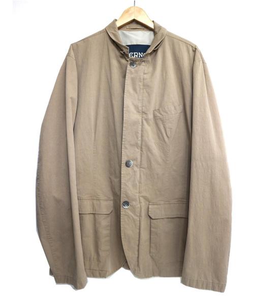 HERNO(ヘルノ)HERNO (ヘルノ) スタンドカラーコート サイズ:58の古着・服飾アイテム