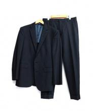 POLO RALPH LAUREN(ポロ バイ ラルフローレン)の古着「セットアップスーツ」|ブラック