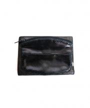 Maison Martin Margiela(メゾンマルタンマルジェラ)の古着「2つ折り財布」|ブラック