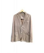 CIRCOLO 1901(チルコロ 1901)の古着「イージーコットンジャケット」|ブラウン