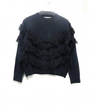 AKIRA NAKA(アキラナカ)の古着「ニット」|ブラック