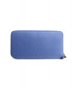 HERMES(エルメス)の古着「Silk'in Classic wallet」|ブルー
