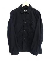 Engineered Garments(エンジニアードガーメンツ)の古着「カバーオール」 ブラック