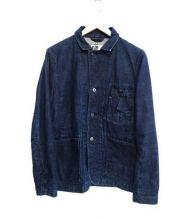 Engineered Garments(エンジニアードガーメンツ)の古着「デニムカバーオール」|インディゴ