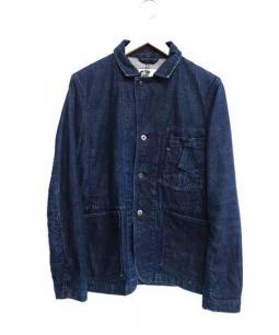 Engineered Garments(エンジニアードガーメンツ)の古着「デニムカバーオール」 インディゴ
