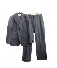 GANGSTERVILLE(ギャングスターヴィル)の古着「3ピーススーツ」|グレー