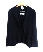 JUNYA WATANABE CDG(ジュンヤワタナベ コムデギャルソン)の古着「チェーンデザインジャケット」|ブラック