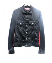JUNYA WATANABE COMME des GARCONS MAN×Levis(ジュンヤワタナベコムデギャルソンマン×リーバイス)の古着「ジャケット」|ブラック