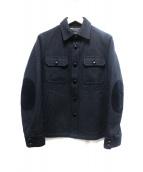 NUMBER(N)INE(ナンバーナイン)の古着「CPOジャケット」|ブラック
