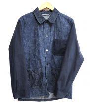 MACKINTOSH EDIT(マッキントッシュエディット)の古着「デニムカバーオール」|インディゴ