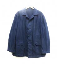YS for men(ワイズフォーメン)の古着「製品染めカバーオール」|インディゴ