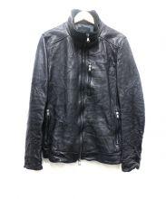 junhashimoto(ジュンハシモト)の古着「INNER RIDERS」|ブラック