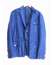 BOGLIOLI(ボリオリ)の古着「ジャケット」|ブルー