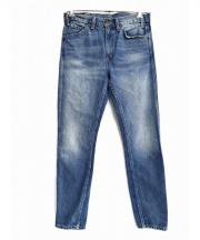 LEVIS VINTAGE CLOTHING(リーバイス ヴィンテージ クロージング)の古着「復刻デニムパンツ」|スカイブルー