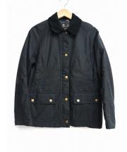 Barbour(バブアー)の古着「オイルドジャケット」|ブラック