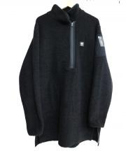MOUNTAIN RESEARCH(マウンテンリサーチ)の古着「Cossack Shirt」|ブラック