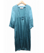 MM6(エムエムシックス)の古着「シルキワンピース」