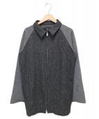 Y's(ワイズ)の古着「ウールジャケット」|グレー