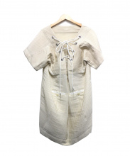 sacai(サカイ)の古着「ストライプワンピース」