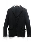 COMME des GARCONS HOMME(コムデギャルソンオム)の古着「ポリ縮絨テーラードジャケット」
