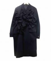 COMMEdesGARCONS(コム デ ギャルソン)の古着「デザインコート」