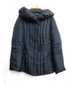 MAX&Co.(マックスアンドコ)の古着「ダウンジャケット」|ブラック