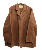 LEVI'S VINTAGE CLOTHING(リーバイスヴィンテージクロージング)の古着「DUCK HUNTER COAT」|リジットブラウン