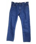 LEVI'S VINTAGE CLOTHING(リーバイス ビンテージ クロージング)の古着「60s復刻デニムパンツ」|ブルー