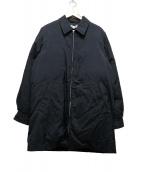 COMME des GARCONS SHIRT(コムデギャルソンシャツ)の古着「オールドジップダウンコート」