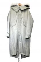CINOH(チノ)の古着「比翼モッズコート」