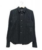 COMME des GARCONS COMME des GARCONS(コムデギャルソン コムデギャルソン)の古着「カットワークシャツ」