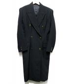 Jean Paul GAULTIER(ジャンポールゴルチエ)の古着「ウールダブルコート」