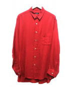 Ys(ワイズ)の古着「レーヨンビッグシャツ」