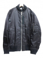sacai(サカイ)の古着「オーバーサイズボンバージャケット」