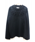 sacai(サカイ)の古着「刺繍ポケットカットソー」
